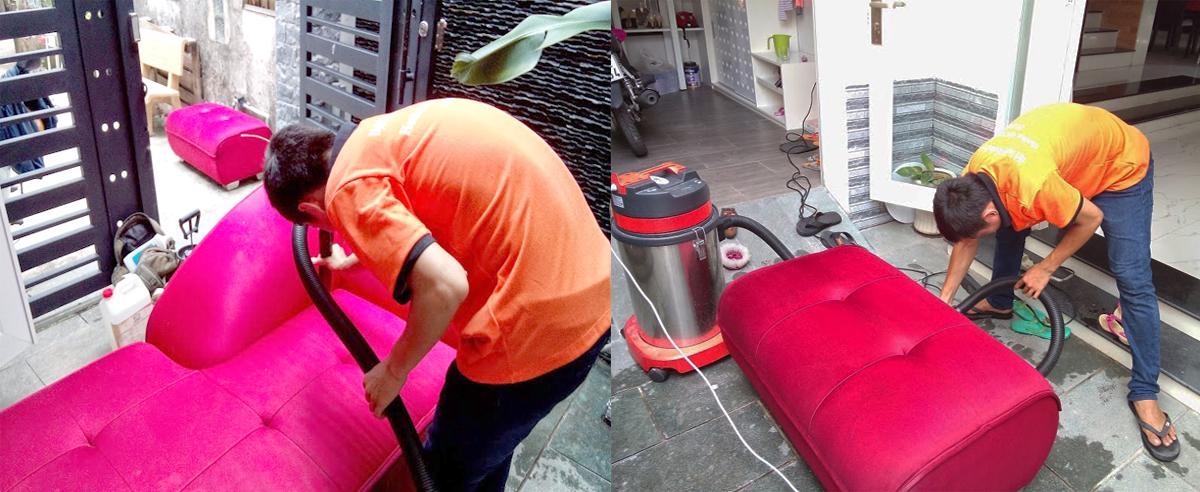 Dịch vụ giặt sofa tại Hà Nội
