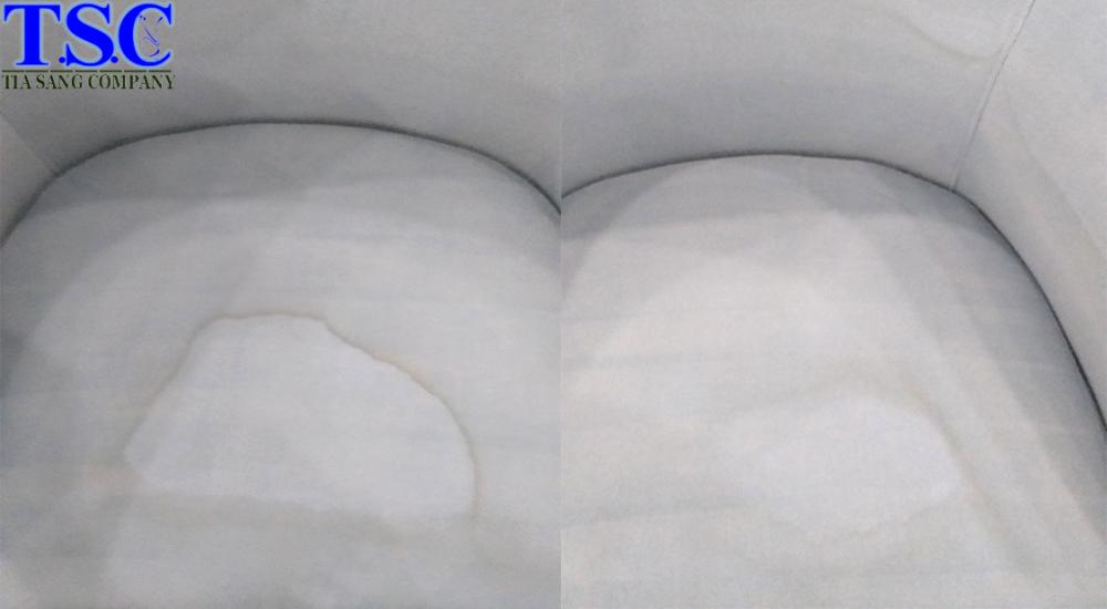 Những hiện tượng thường xảy ra khi giặt sofa không chuyên nghiệp